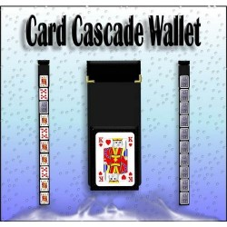 Card Cascade wallet (0133)