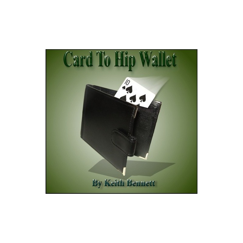 Card to hip wallet (0554)