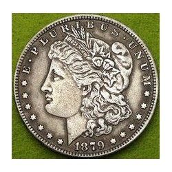Morgan Dollar - 0014