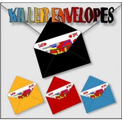 Kller Envelopes (Blauw) - 0053d
