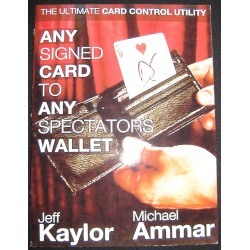 Any Signed Card - 0088